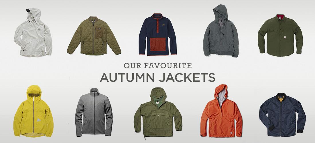 autumn jackets