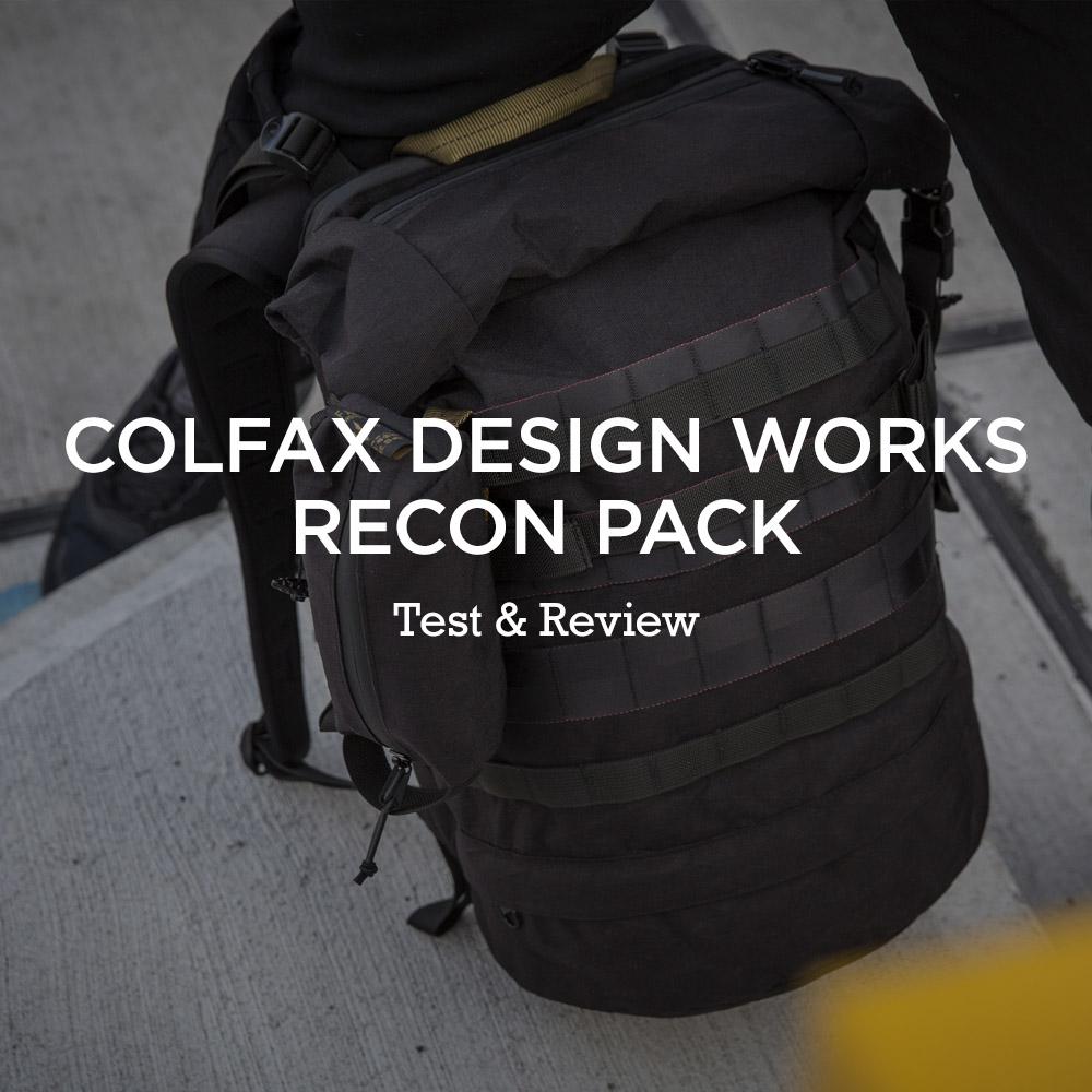 colfax design works recon