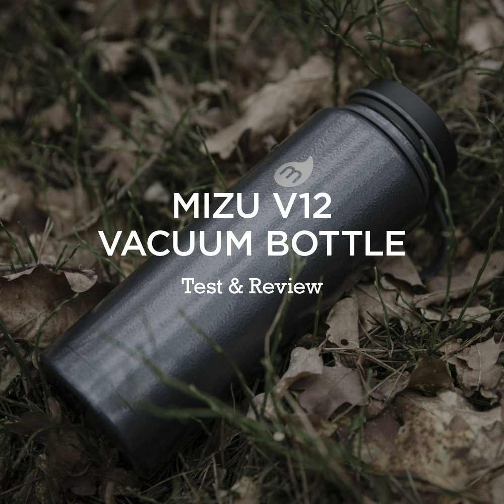 mizu v12 bottle