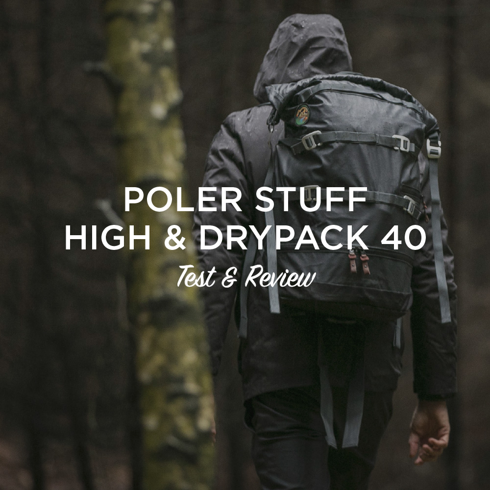 Poler Stuff High and Dry Pack