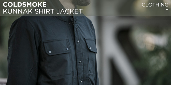 Coldsmoke Kunnak Shirt Jacket