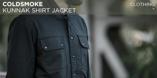 Coldsmoke Kunnak Shirt Jacket