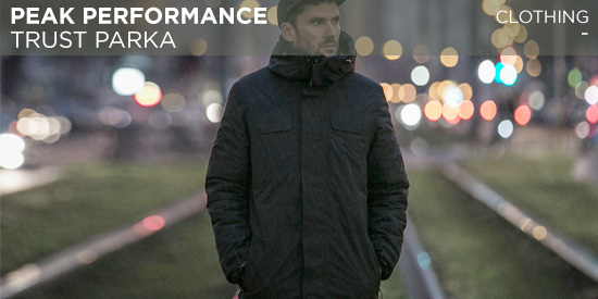 Peak Performance Trust Parka