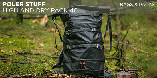 Poler Stuff High and Dry Pack 40