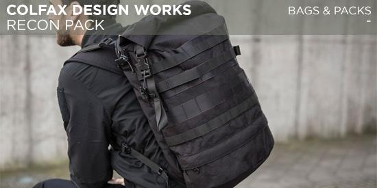 colfax design works recon pack