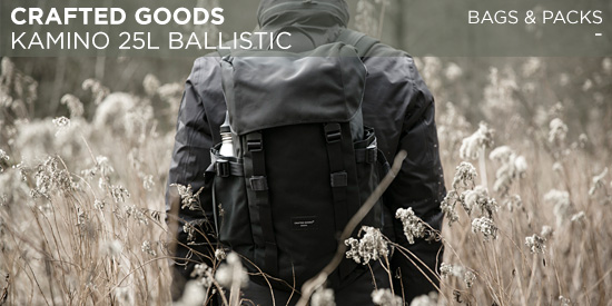 Crafted Goods Kamino Ballsistics
