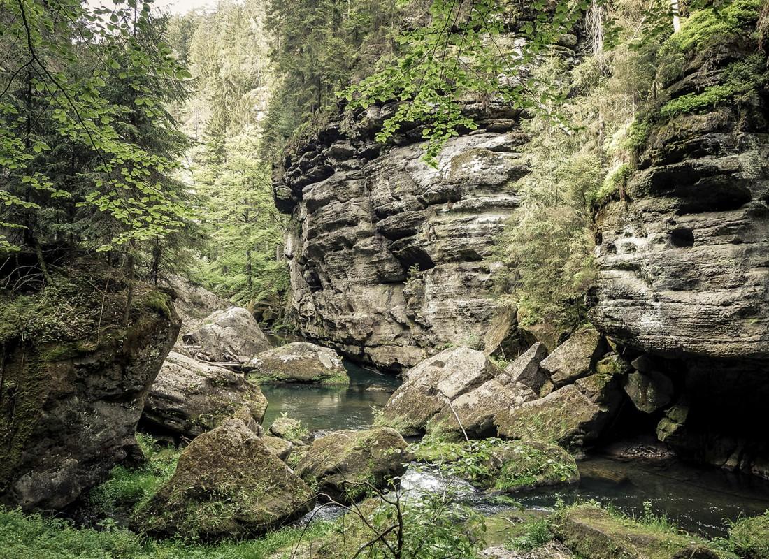 Sächsische Schweiz - Saxony Switzerland