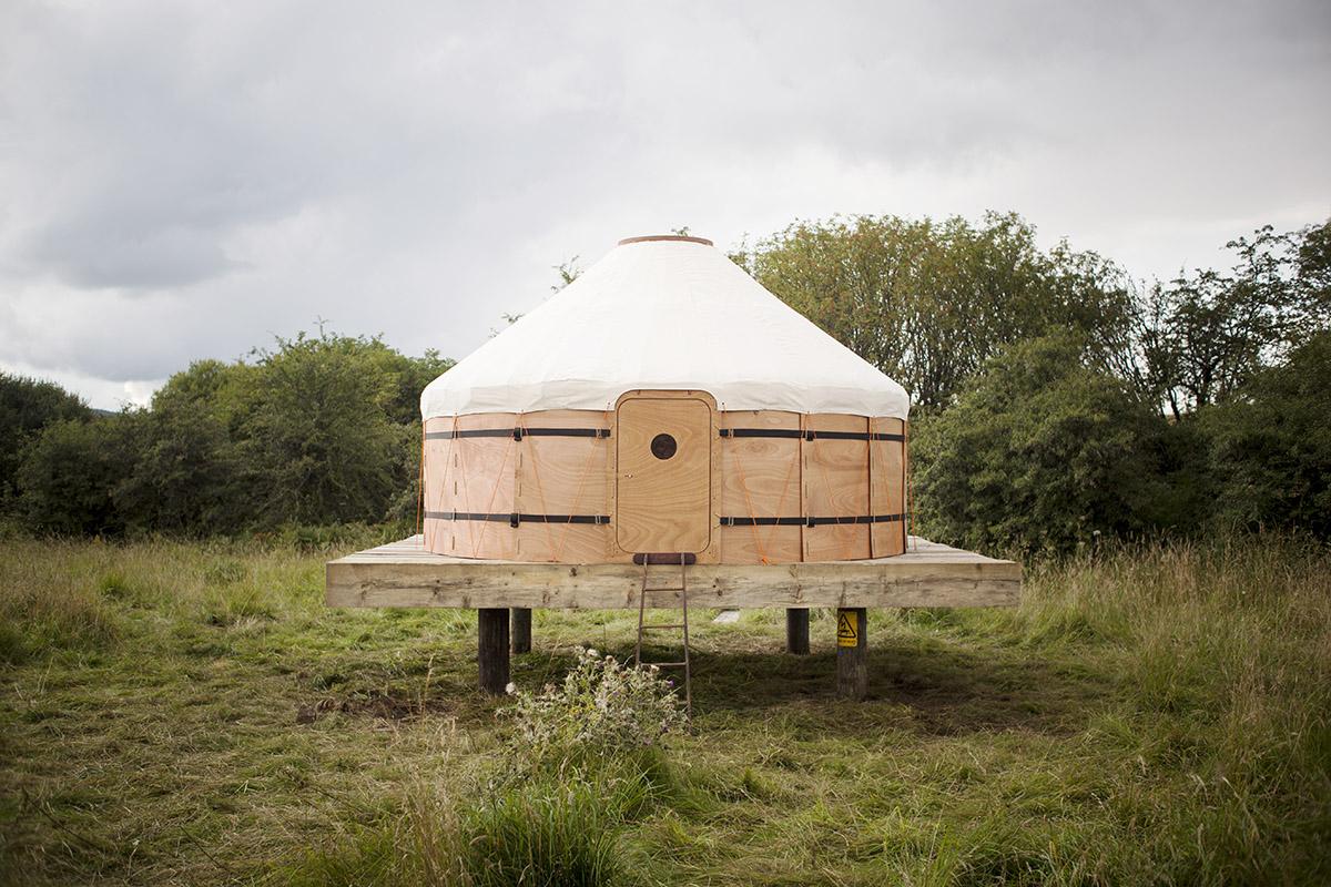 Trakke Bags Jero yurt