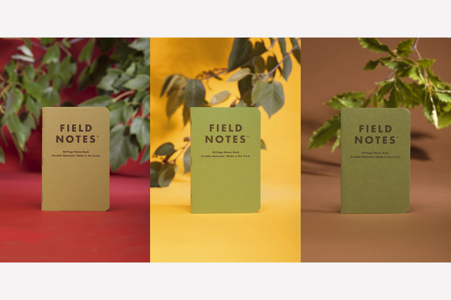 Field Notes Shenandoa Edition