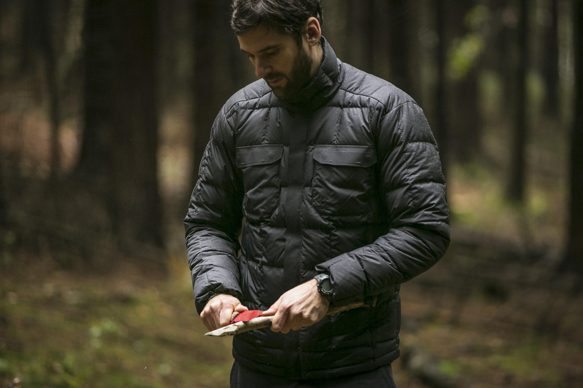 Outdoor Aesthetics | Review: Haglöfs Hede Down Jacket & Siljan Parka