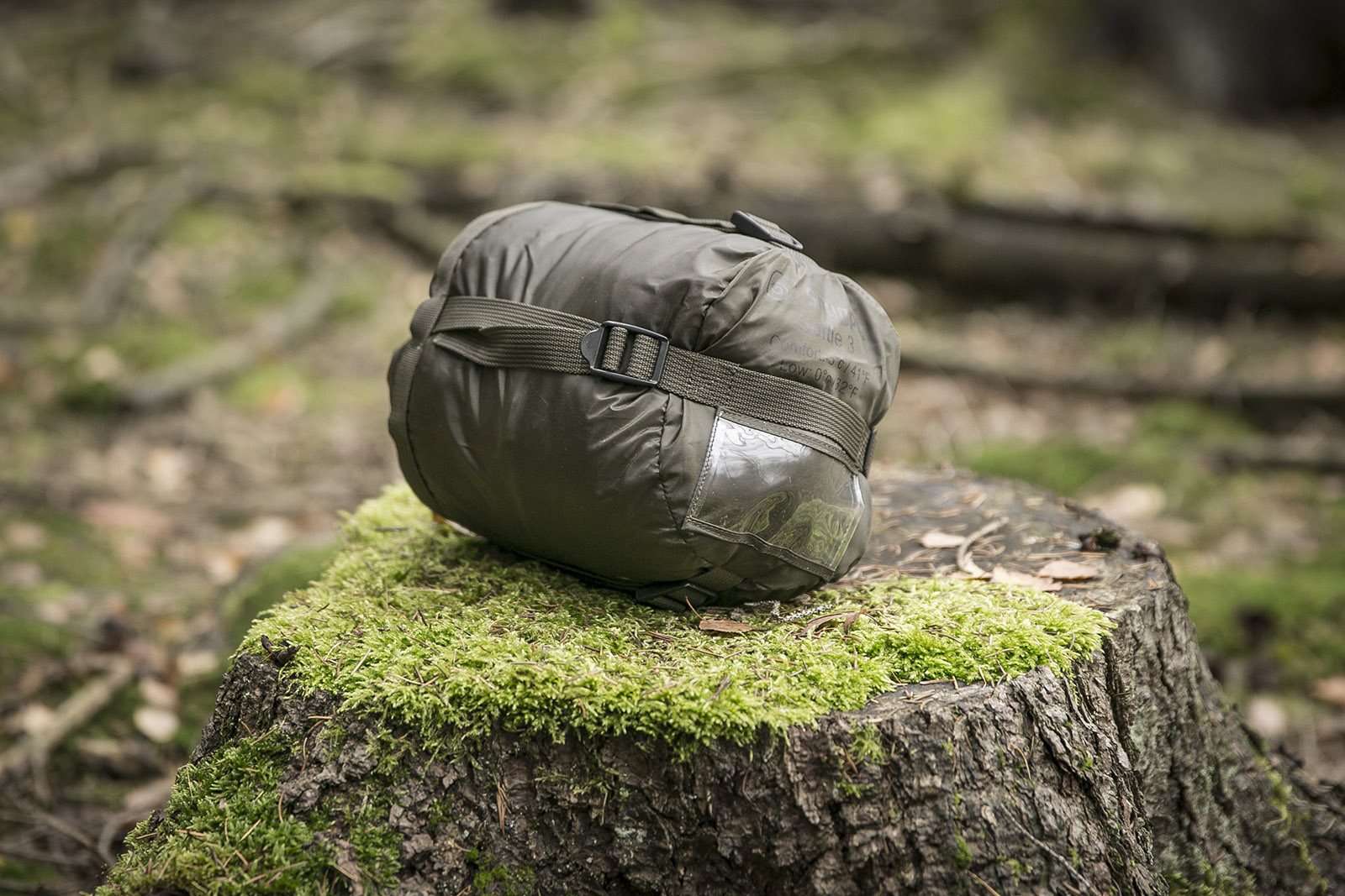 SNUGPAK Softie 3 Merlin sleeping bag