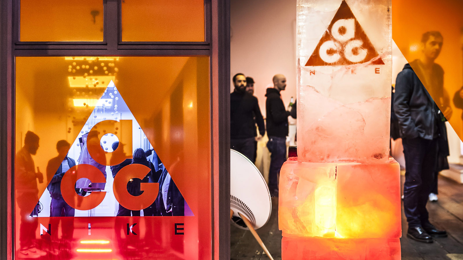 Nike Nikelab ACG Preview Event Soto Store Berlin