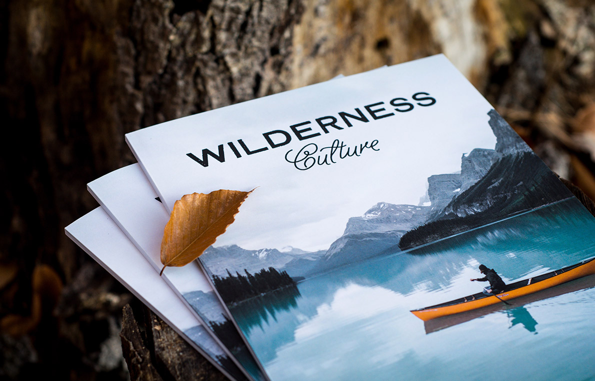Wilderness Culture magazine