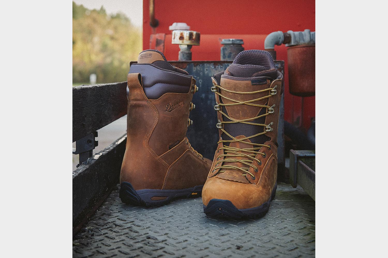 Burton FW17 Danner Boots