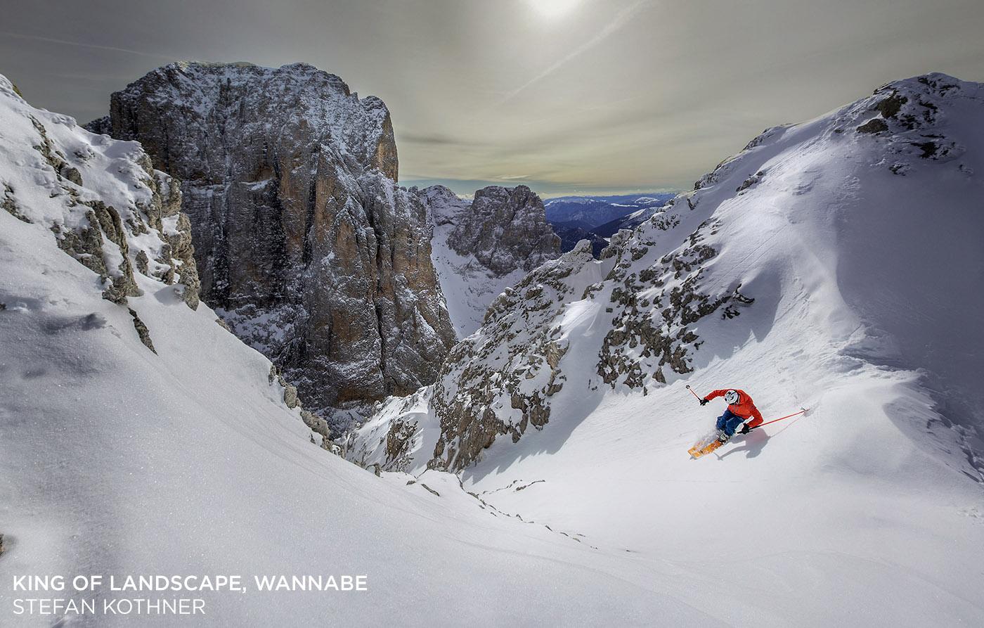 Arc'teryx King of Dolomites 2016