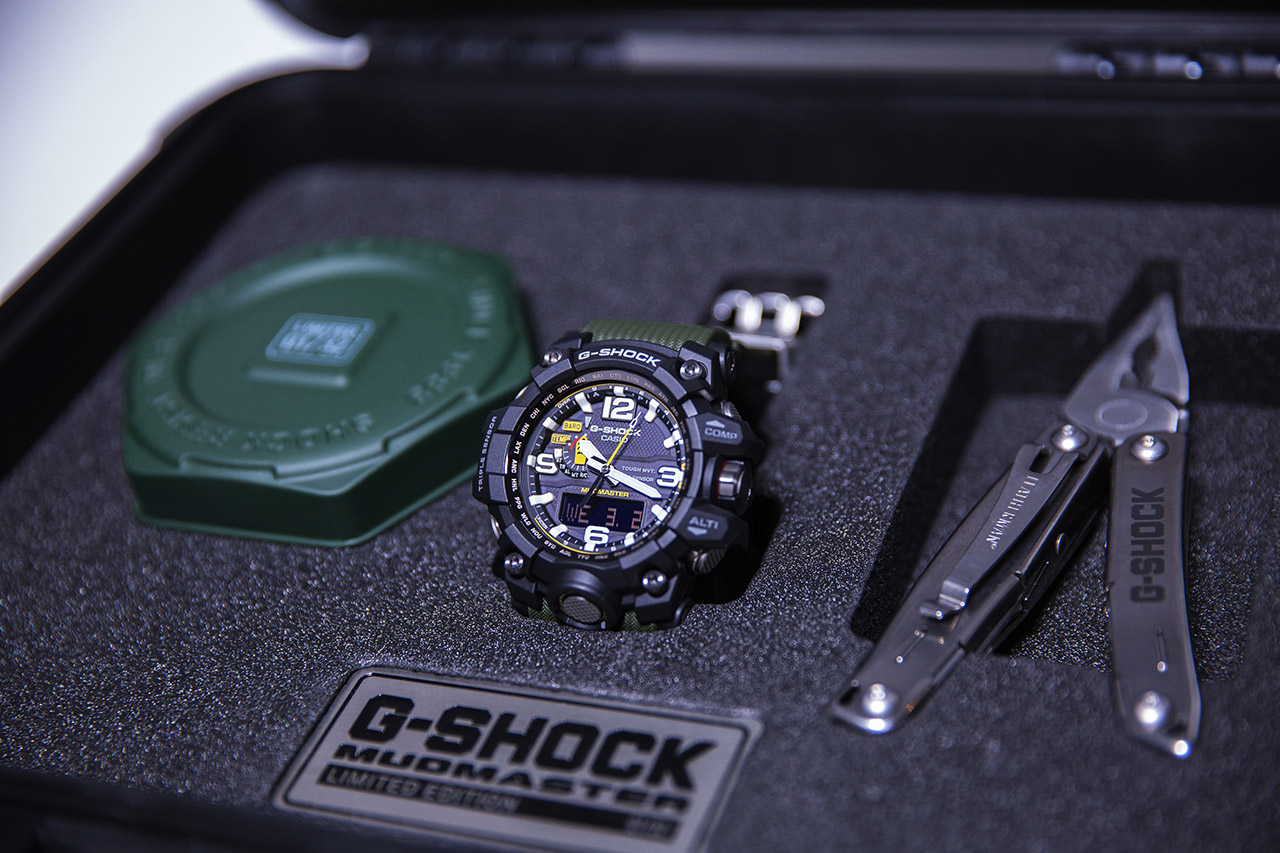 Casio G-Shock Mudmaster Limited Edition