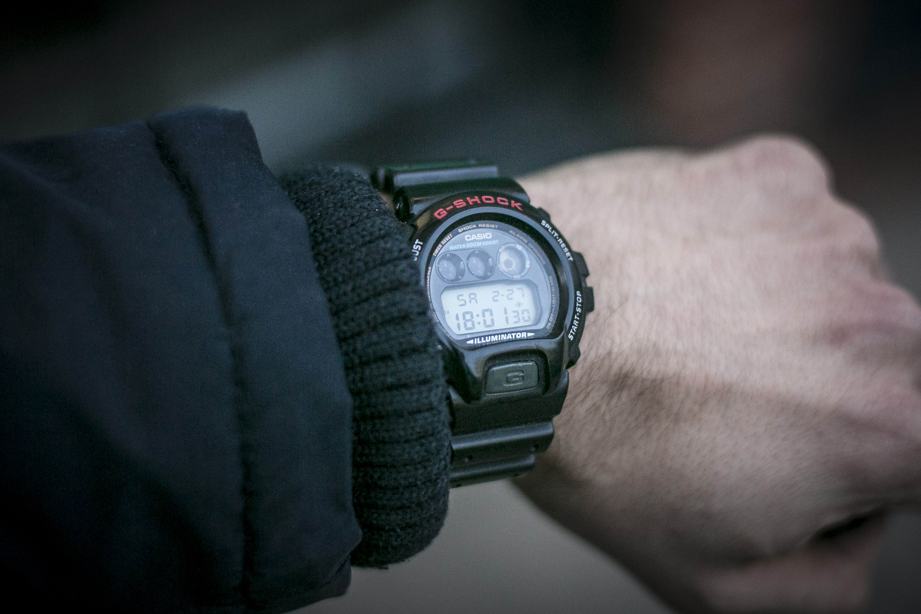 Casio G-Shock DW-6900