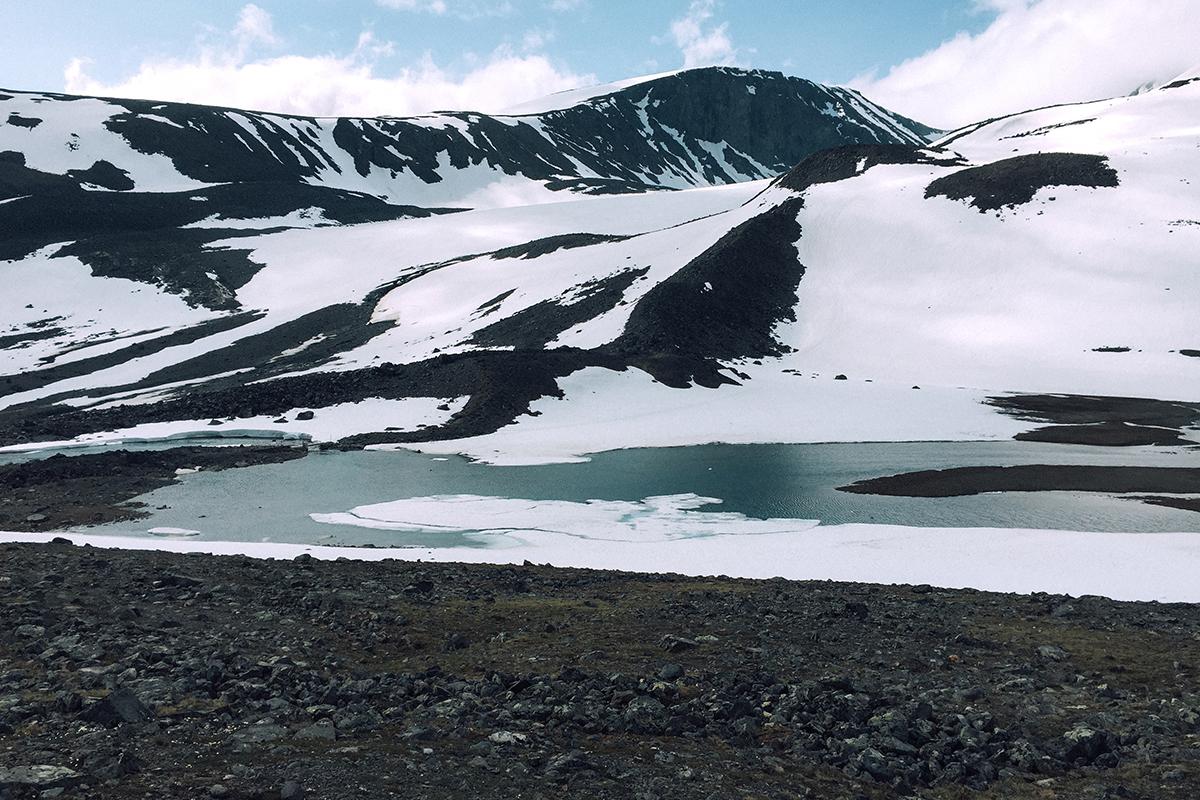 Ran Benazra Lapland
