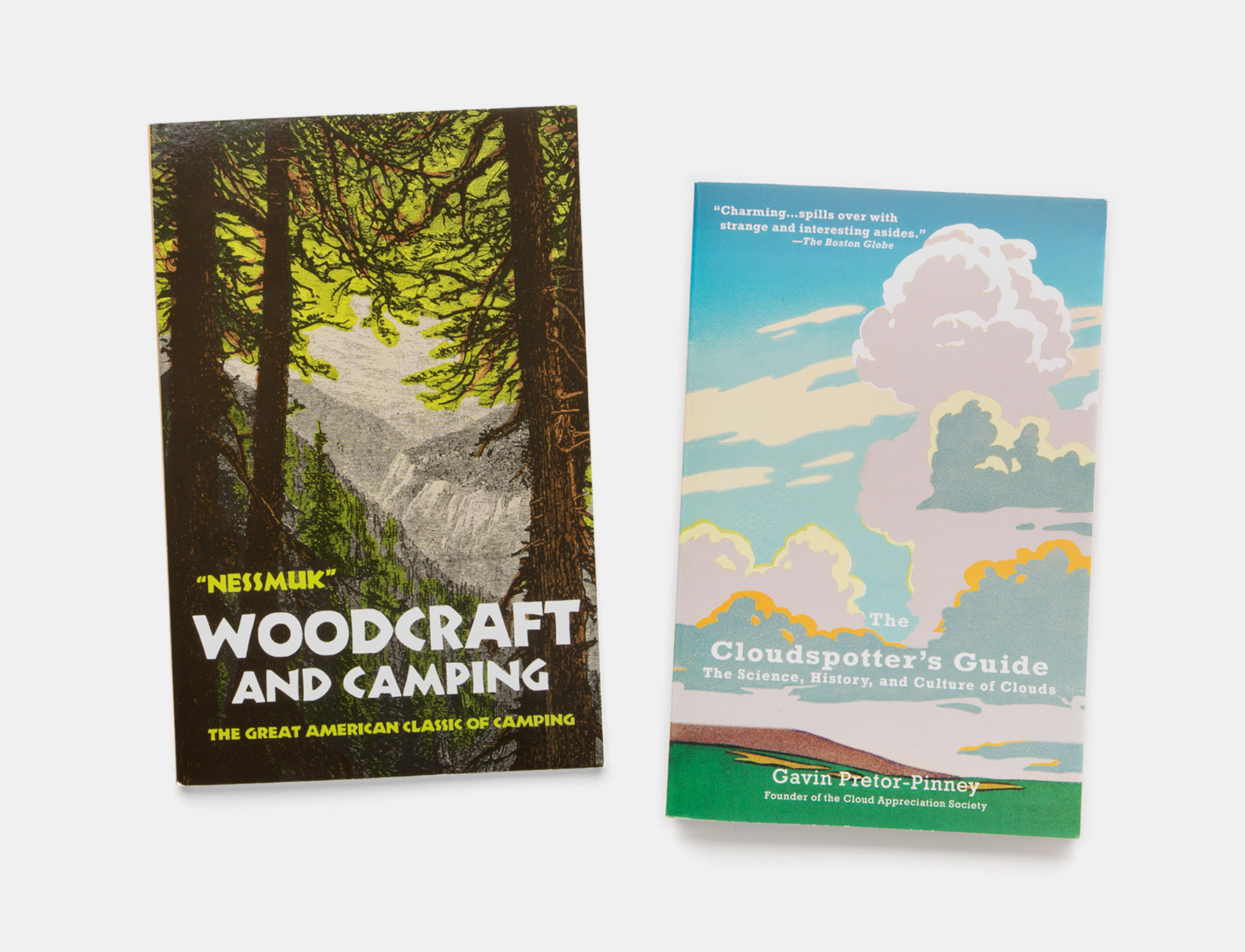Woodcraft and Camping - Cloudspotters Guide