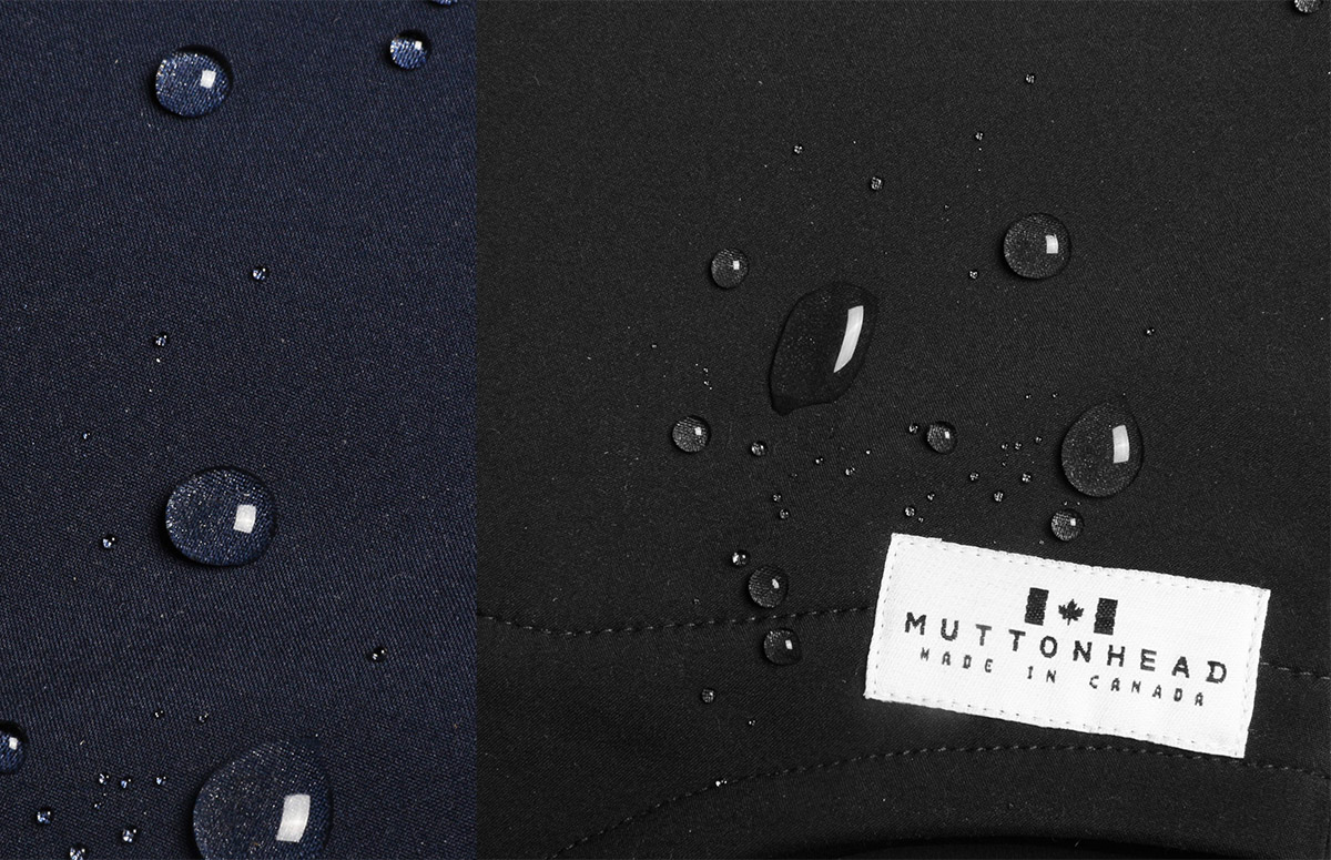Muttonhead waterproof