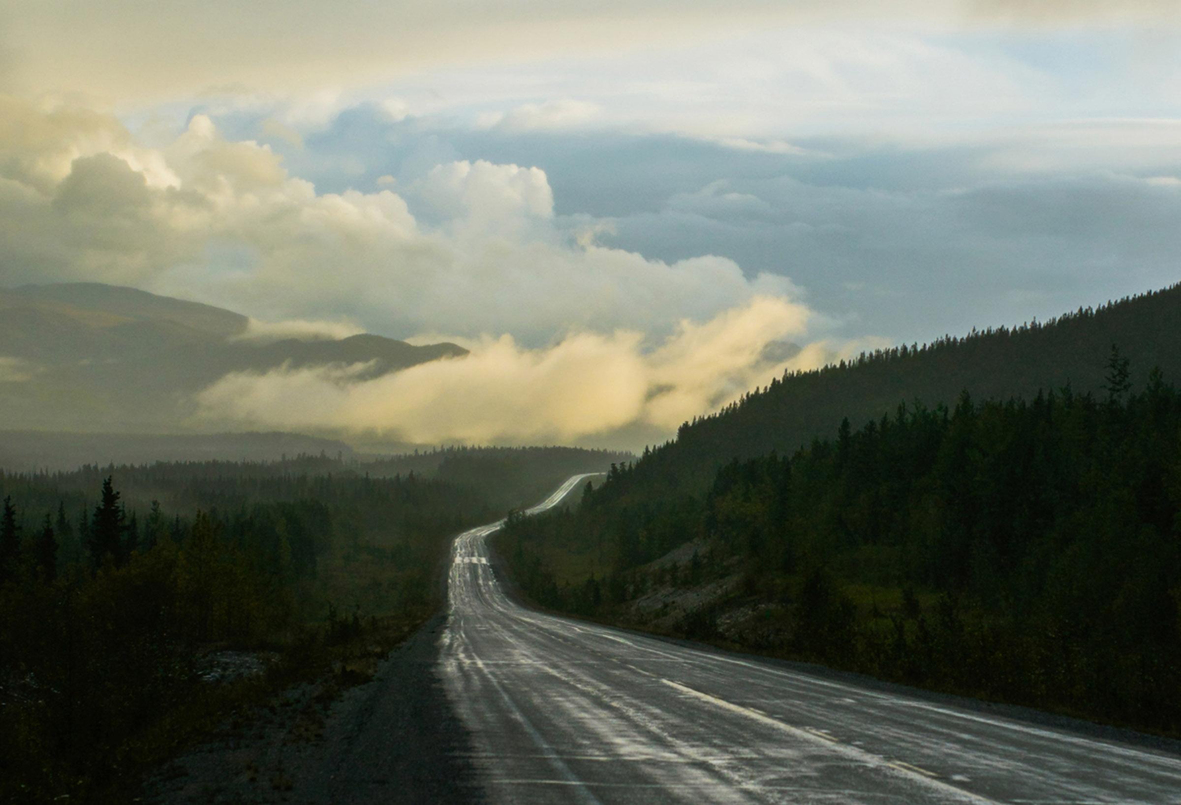 Jeffrey Sackman Yukon