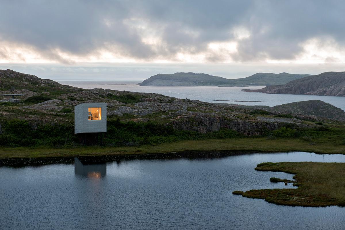 Newfoundland Fogo Island Arts