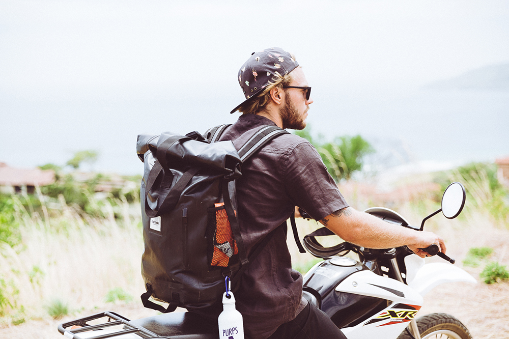 ourCaste waterproof travel collection