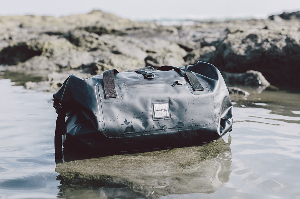 ourCaste waterproof collection