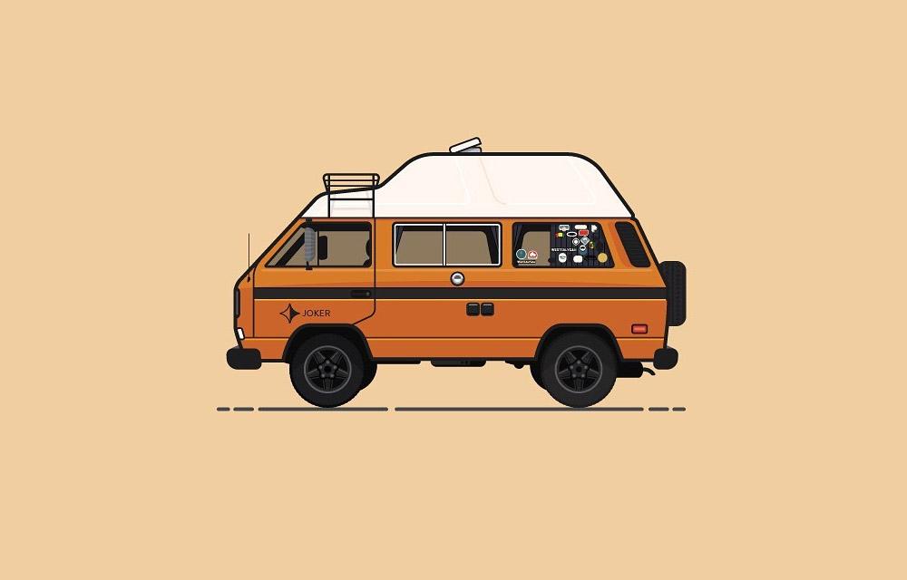 Westfal Yeah VW Westfalia