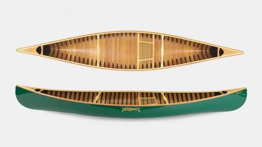 sanborn merrimack canoe