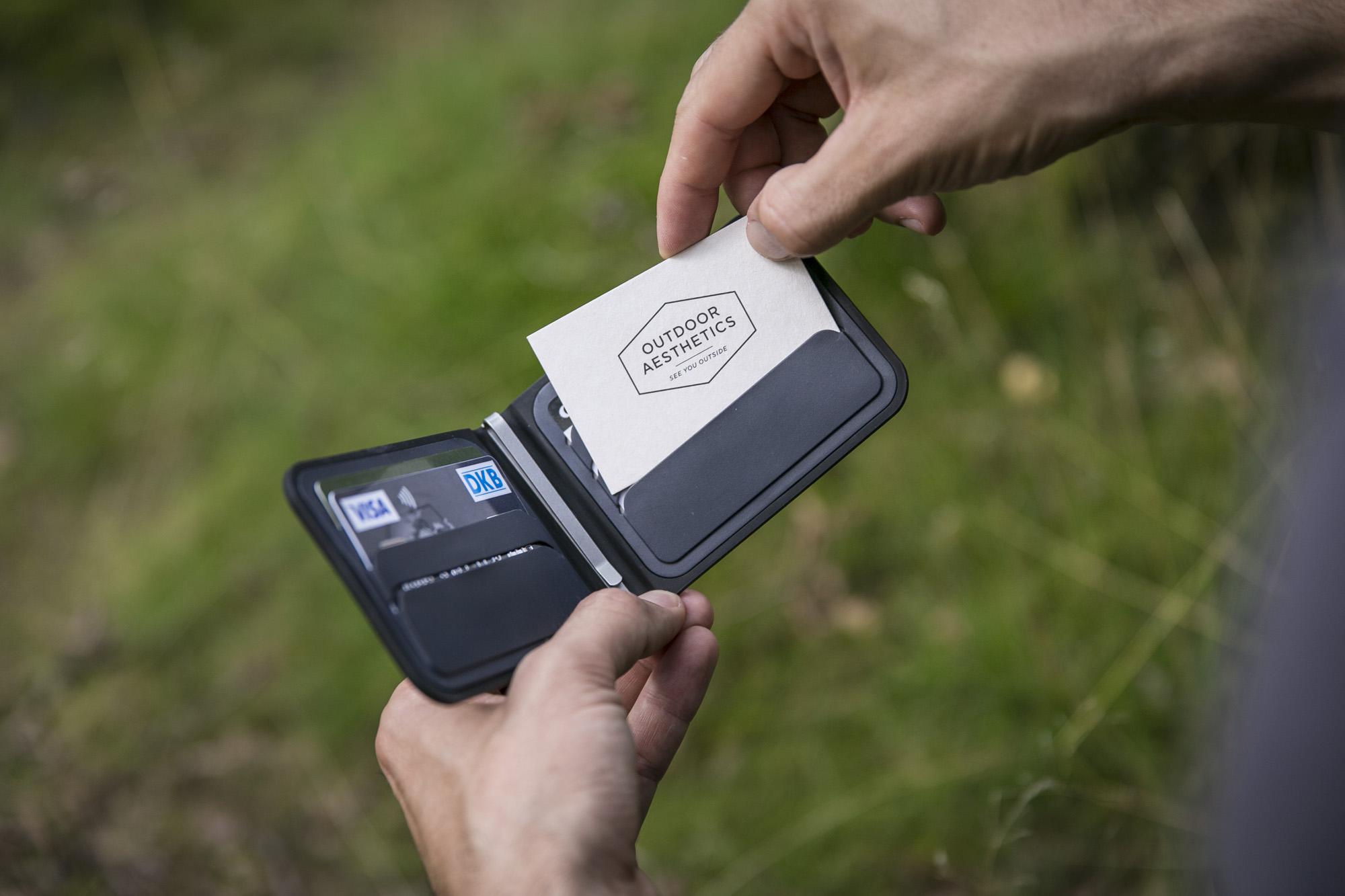 dosh rfid aero wallet