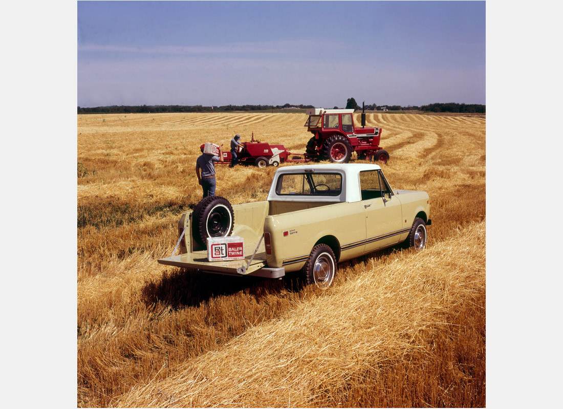 international harvester scout