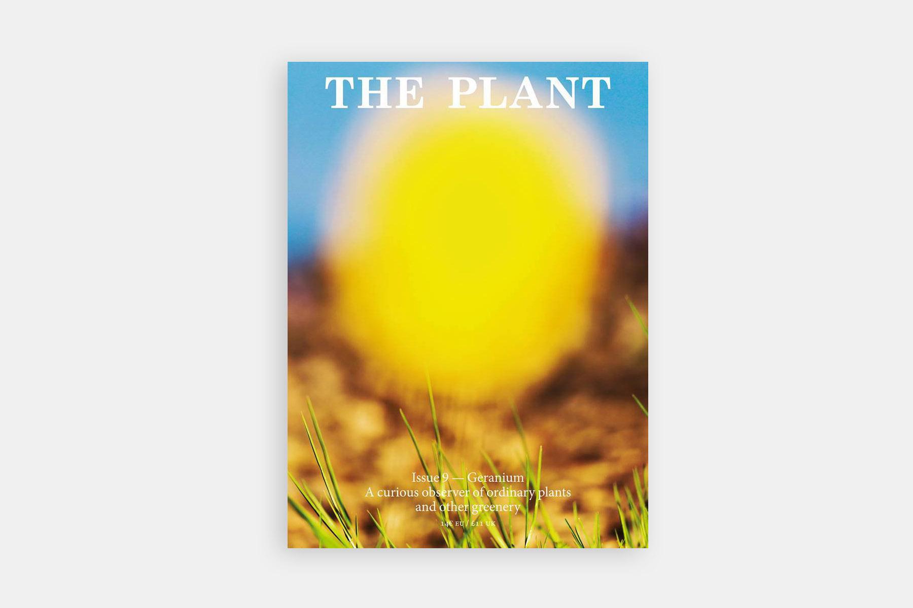 the plant magazine