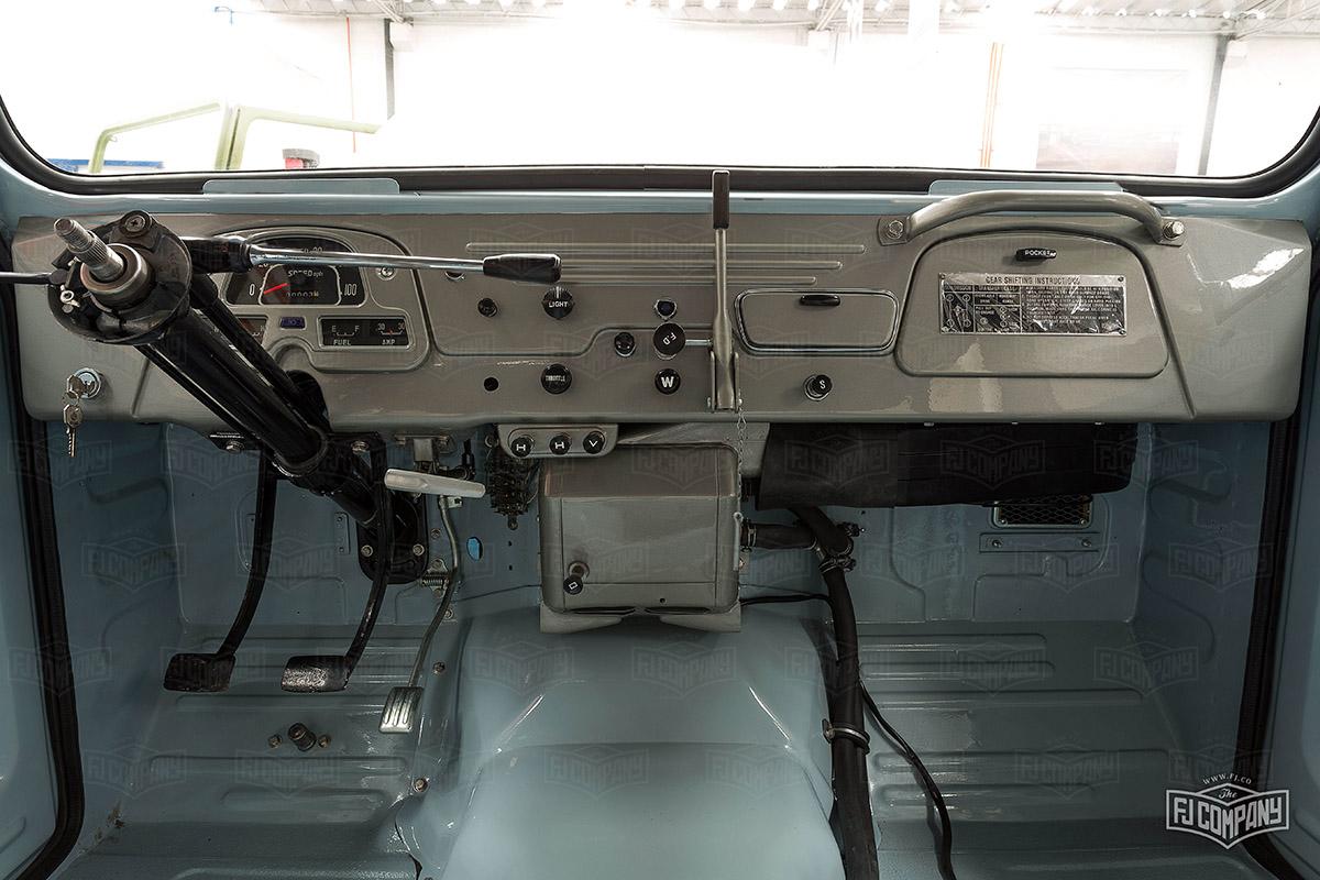 toyota land cruiser 1967 FJ45LV