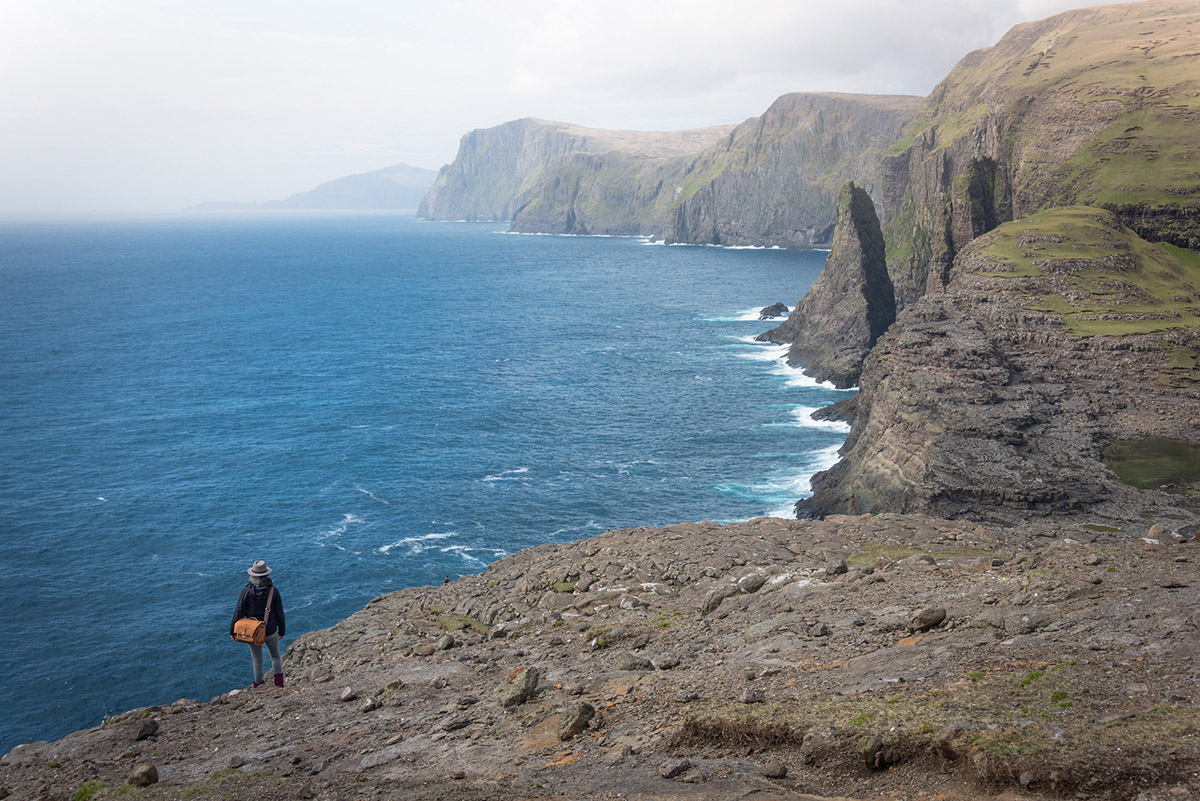 peak design faroe island