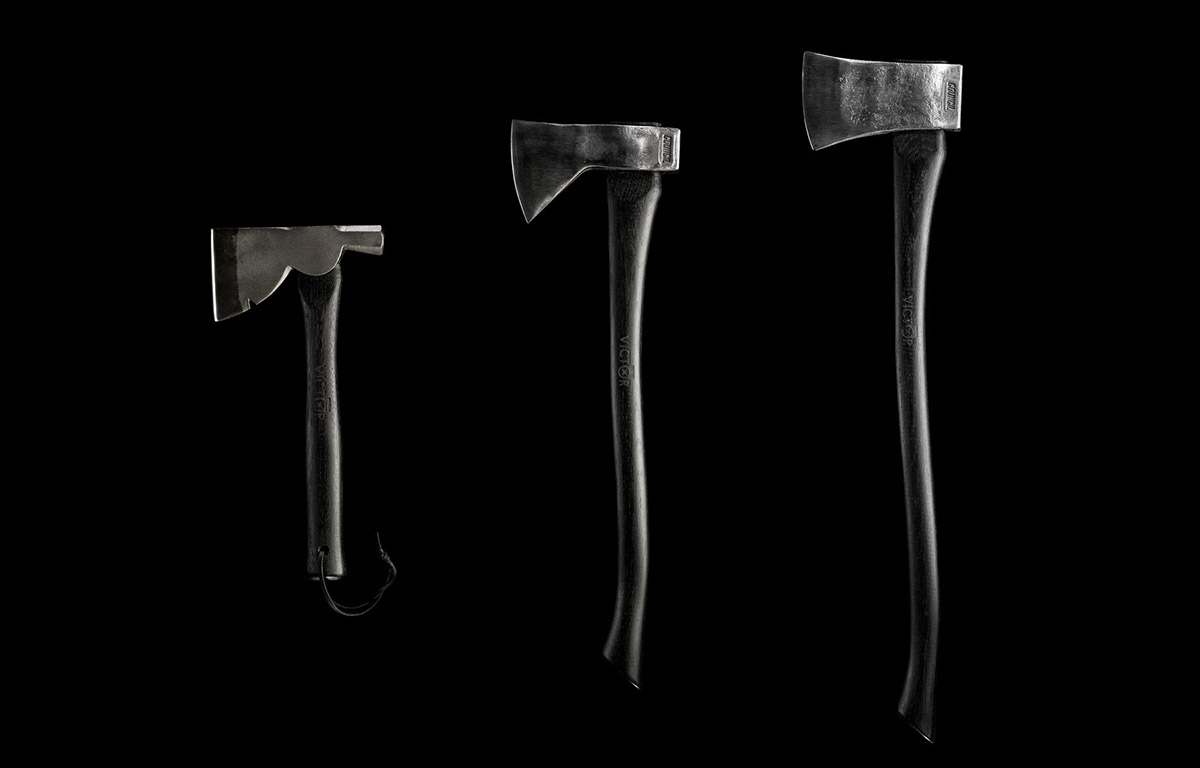 victor axe charcoal collection