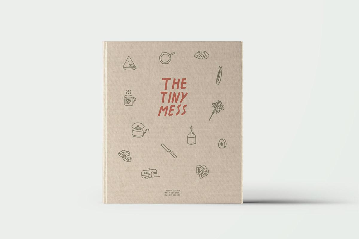 the tiny mess book