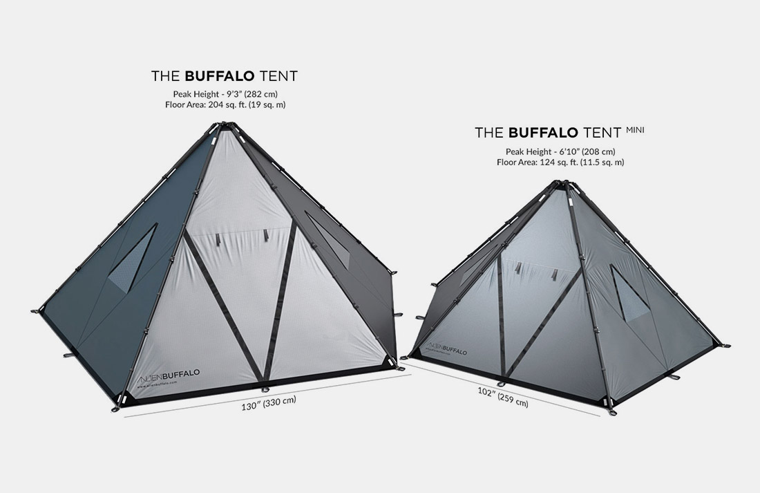 Outdoor aesthetics a platform for outdoor gear for Tent platform design