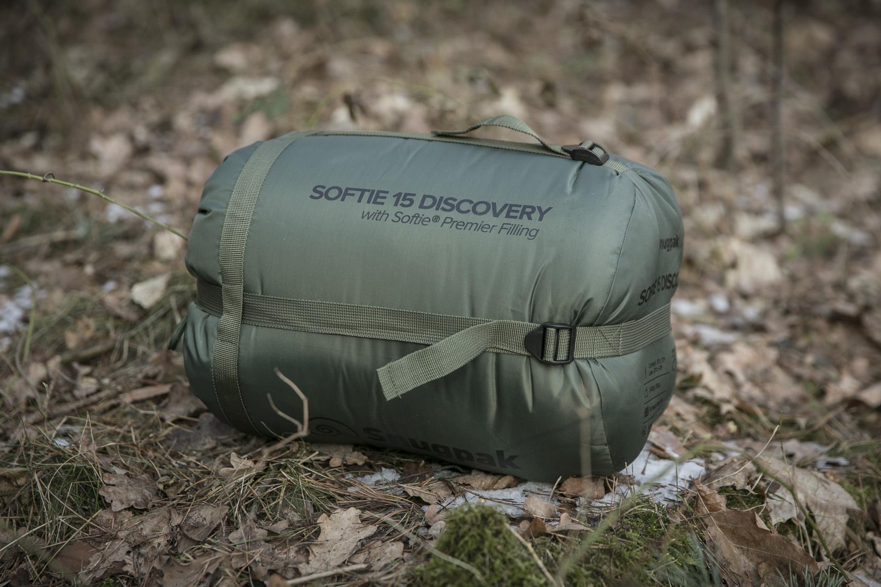 snugpak softie 15 discovery