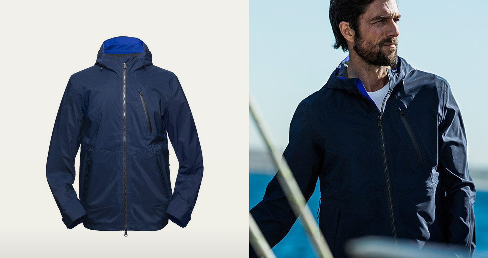 Outdoor Aesthetics | Our favourite waterproof jackets for spring