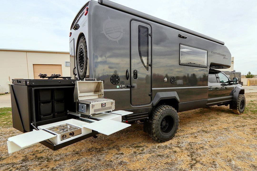 earthroamer xv-lts Ford F550