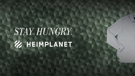 stay hungry heimplanet collaboration