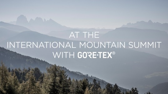 International Mountain Summit Gore-Tex Brixen